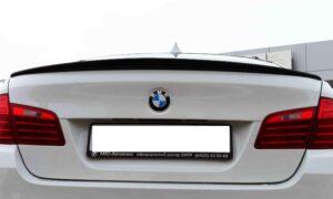 Спойлер на BMW-5