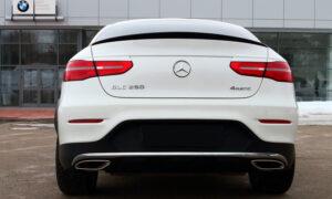 Спойлер на GLC coupe