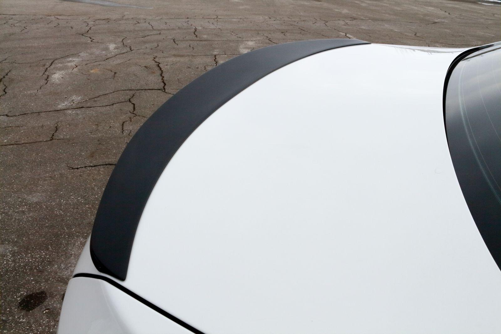 Спойлер на BMW-5 (f10)