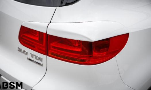 Ресницы задние рестайлинг для Volkswagen Tiguan (Копировать)