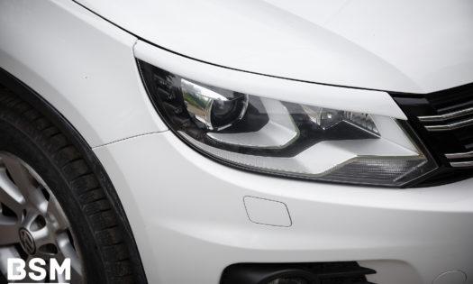 Ресницы передние рестайлинг для Volkswagen Tiguan