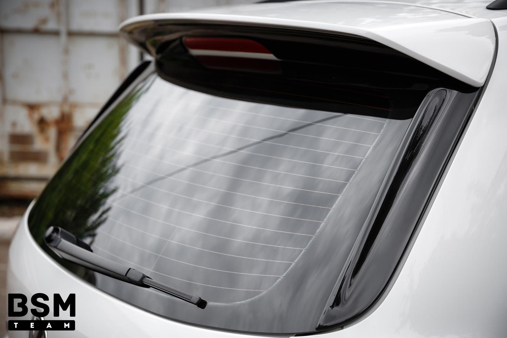 Накладки на заднее стекло для Volkswagen Tiguan