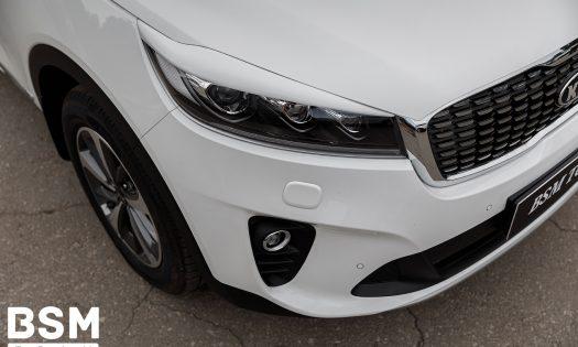 Ресницы передние Kia Sorento 3 Prime