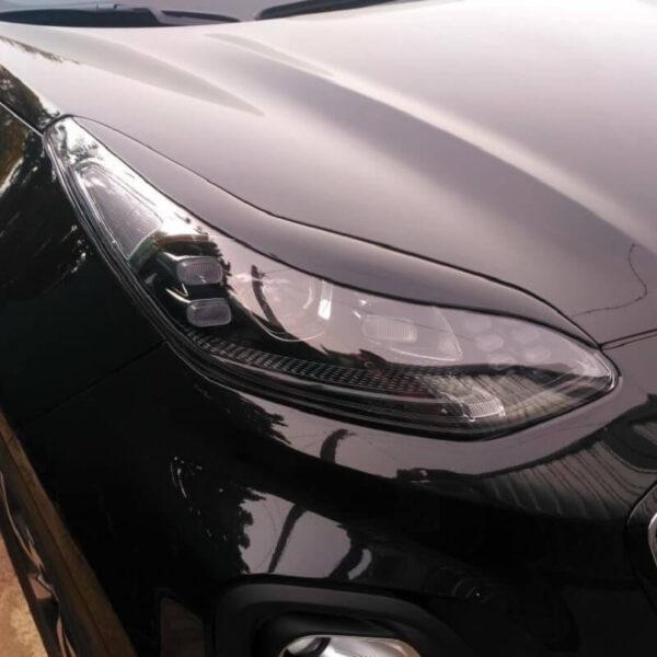 Ресницы передние Kia Sportage 4