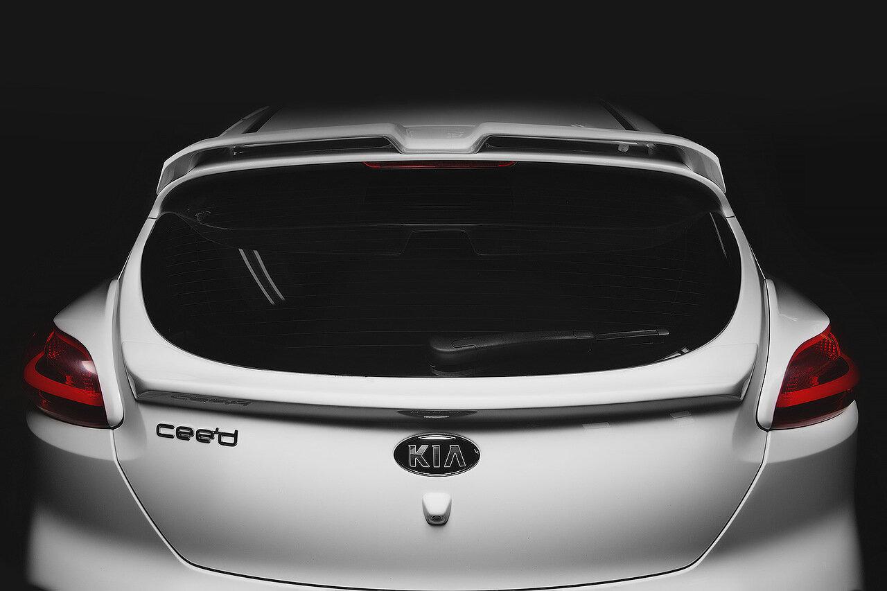 Реснички задние Kia Pro Ceed