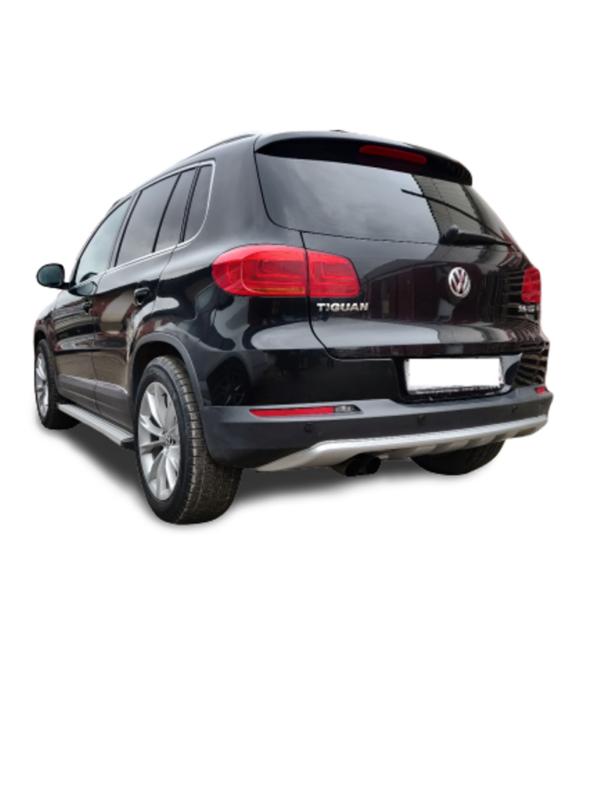 Диффузор для Volkswagen Tiguan