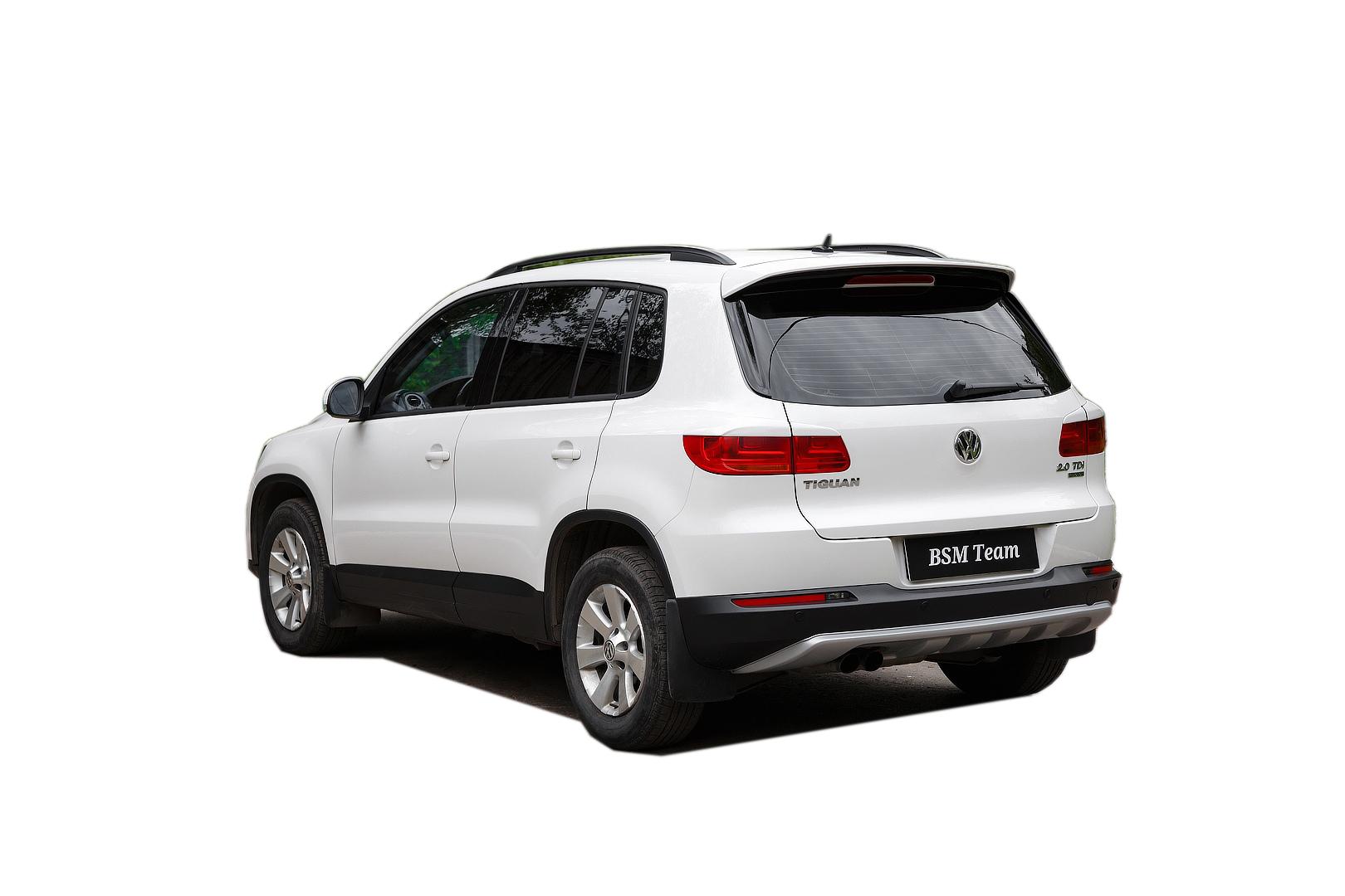 Ресницы задние рестайлинг для Volkswagen Tiguan2